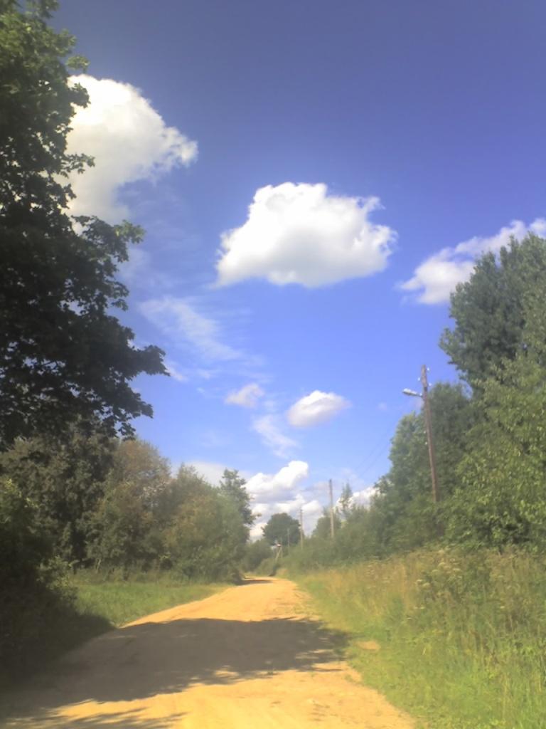 Деревня Пышняки